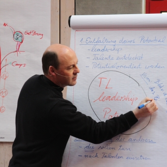 ECyD Leitungstreffen Leinach 2018